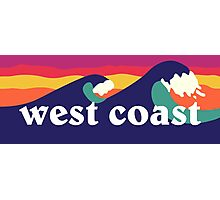 West Coast Photographic Print