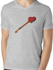 Love Mens V-Neck T-Shirt
