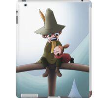 Rentouttava päivä iPad Case/Skin