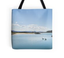 pelican lake... Tote Bag