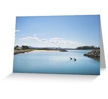 pelican lake... Greeting Card