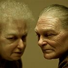 Two Old Ladies by Greg Blair