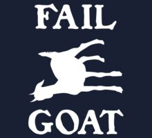 FAIL GOAT - White by monkeyminion