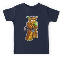 Look Out! Ice Cream Monster Kids Tee