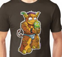 Look Out! Ice Cream Monster Unisex T-Shirt