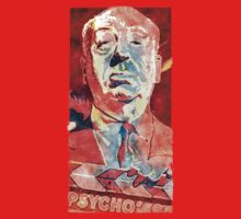 psycho t shirt by DARREL NEAVES