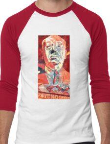 psycho t shirt Men's Baseball ¾ T-Shirt