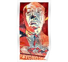 psycho icon Poster