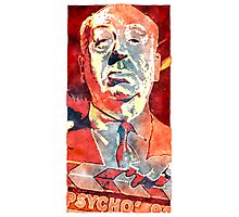 psycho icon Photographic Print