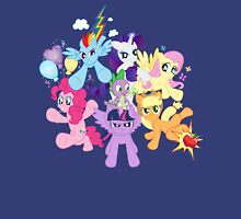 My Little Pony FiM - The Mane Six Unisex T-Shirt