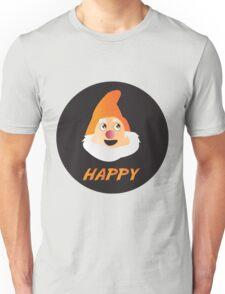 HAPPY DWARF Unisex T-Shirt