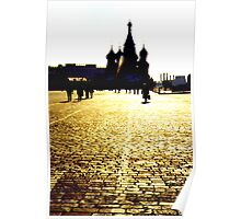 paved in gold Poster