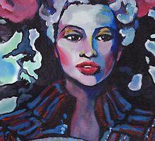 Colorful Lady by signaturelaurel