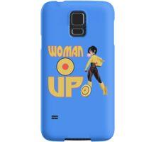 Woman Up!!!! Samsung Galaxy Case/Skin