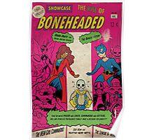 Boneheaded: Skism Poster