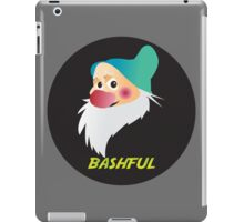 BASHFUL iPad Case/Skin
