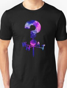 The Mystery Shack Question Mark Weathervane T-Shirt