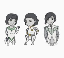 Beifong Chibi Kids Clothes