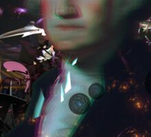 GEORGE WASHINGTON - REMIX - VAPORSHIT Sticker