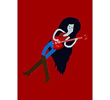 Marceline the Vampire Queen Photographic Print
