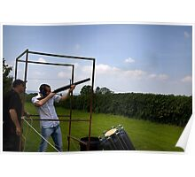 Clay Shooter Poster
