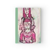 Adopted Kitten Hardcover Journal