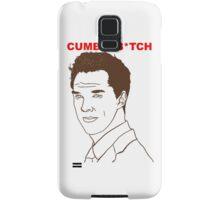Cumberb*tch Samsung Galaxy Case/Skin