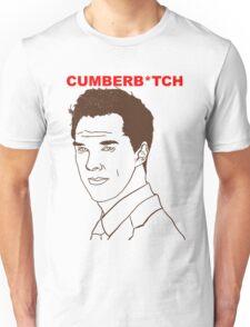 Cumberb*tch Unisex T-Shirt
