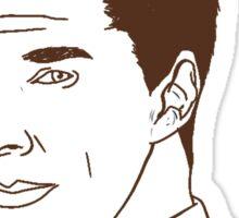 Cumberb*tch Sticker