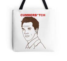 Cumberb*tch Tote Bag