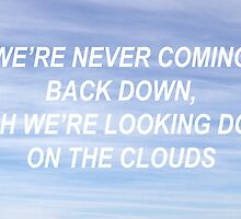 Clouds - One Direction by taylapearson
