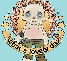 What a Lovely Day by handmadestuffs