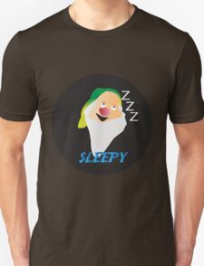 SLEEPY DWARF Unisex T-Shirt