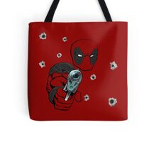 Pool of Red Tote Bag