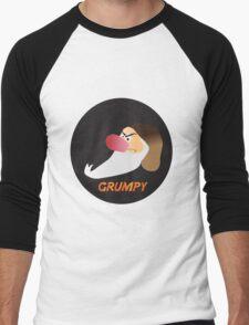 GRUMPY Men's Baseball ¾ T-Shirt