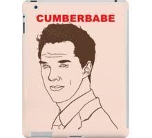 Cumberbabe iPad Case/Skin