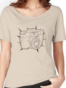 HOLGA Women's Relaxed Fit T-Shirt
