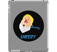 SNEEZY DWARF iPad Case/Skin