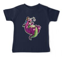 Dragons Love Donuts Baby Tee