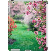 Azalea Bushes iPad Case/Skin