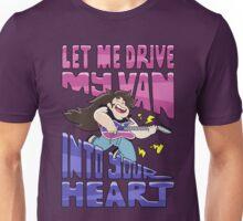 Let Me Drive My Van Into Your Heart Unisex T-Shirt