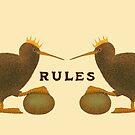 Kiwi Rules by SusanSanford