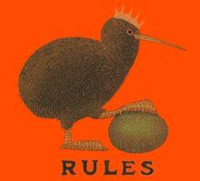 Kiwi Rules Kids Clothes