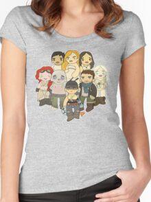 Feels a Little Like Hope Women's Fitted Scoop T-Shirt