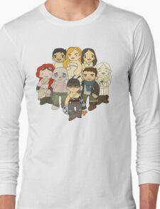 Feels a Little Like Hope Long Sleeve T-Shirt