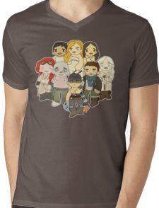 Feels a Little Like Hope Mens V-Neck T-Shirt