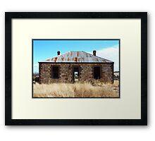 Abandoned - Mt Barker, Western Australia Framed Print