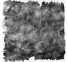 The Atlas of Dreams - Plate 21 (b&w) by Richard Maier