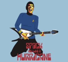 Spock You Like A Hurricane Kids Clothes