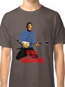 Spock You Like A Hurricane Classic T-Shirt
